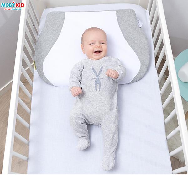 Gối chống trào ngược cho bé có thực sự tốt cho bé và loại nào tốt nhất hiện nay?