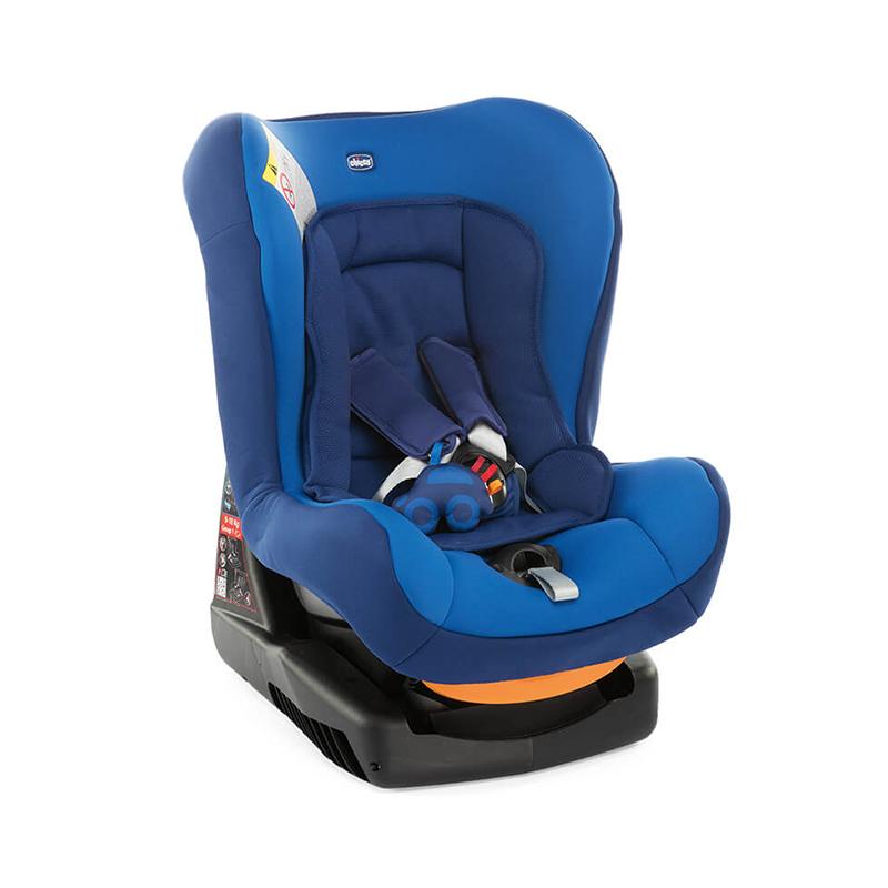 Ghế ngồi ô tô Chicco Cosmos màu xanh blue