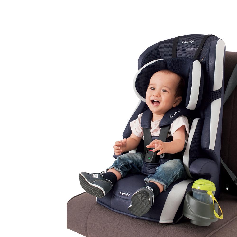 Ghế ngồi ô tô Combi Joytrip Plus màu New Black