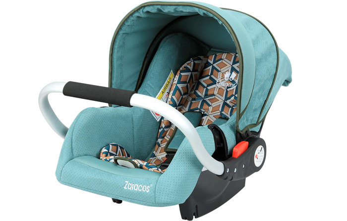 Ghế ngồi oto cho bé Zaracos MOREL 2636 – BLUE