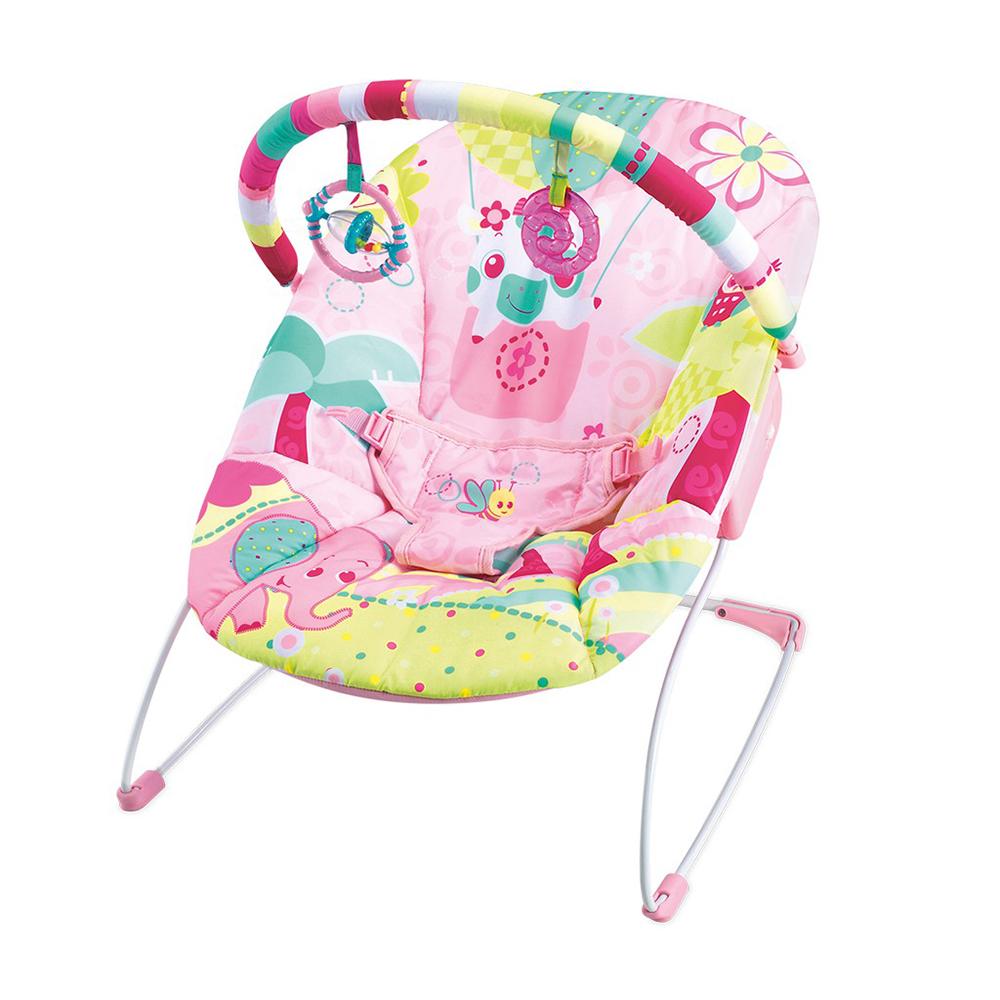 ghế rung nằm chơi trẻ em mastela