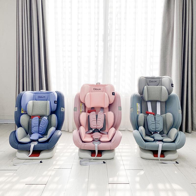 Ghế ngồi ô tô Doux DX-1131 - Màu hồng