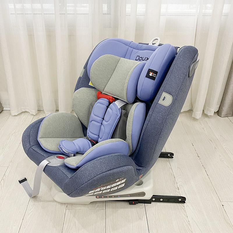 Ghế ngồi ô tô Doux DX-1131 - Màu xanh dương