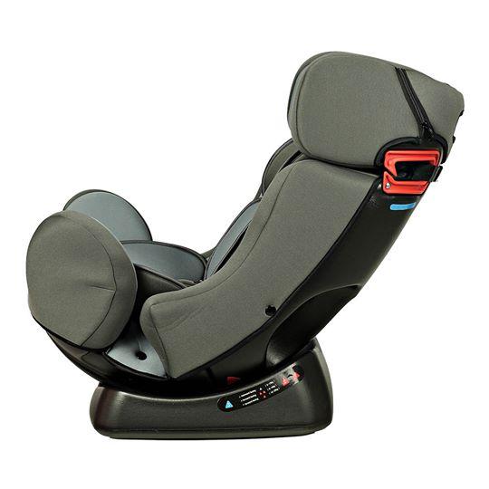 Ghế ngồi ô tô Zaracos Aroma 7196 - Màu xám