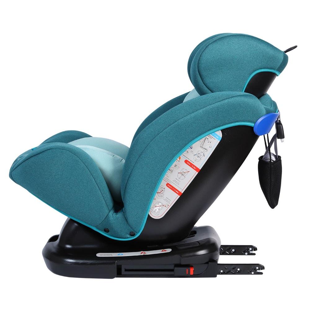 Ghế ngồi ô tô Zaracos Navio 5196 Isofix - Màu Blue