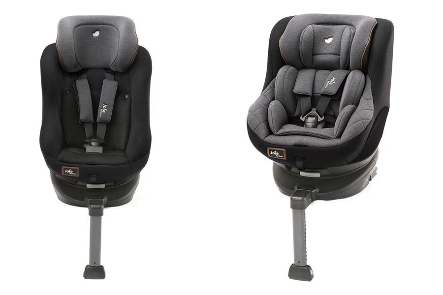 Ghế ngồi ô tô trẻ em Joie Spin 360™ Signature Noir sở hữu nhiều tính năng tuyệt vời