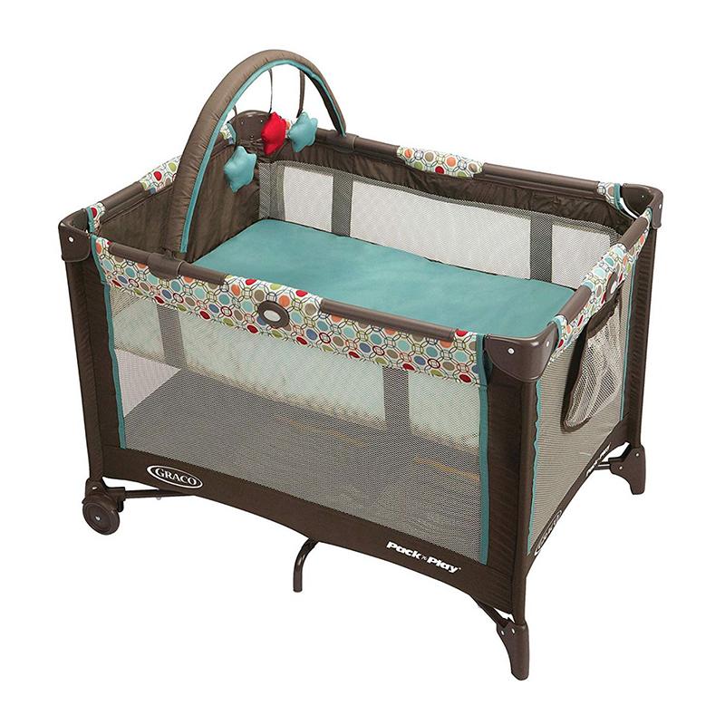 Giường cũi trẻ em Graco PNP Base Twister 9G04TWS