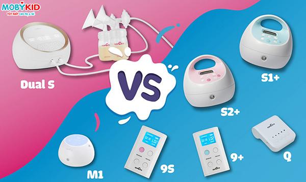 Khám phá những điểm đặc biệt trong chiếc máy hút sữa mới toanh Spectra Dual S