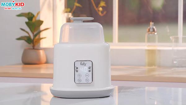 Khám phá top 5 máy hâm sữa và tiệt trùng tiện lợi của Fatzbaby và Moaz BéBé hot hiện nay
