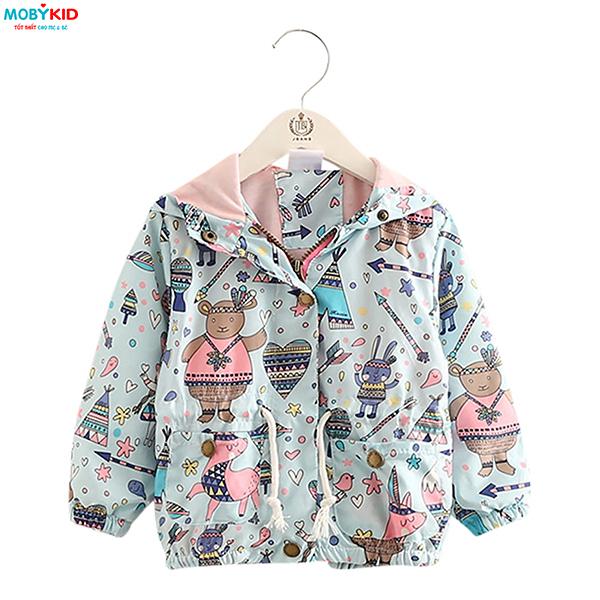 Mách mẹ cách chọn size áo khoác cho bé theo từng độ tuổi