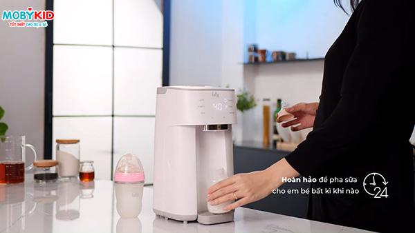 Máy đun nước hâm sữa là gì? Những lưu ý khi chọn mua