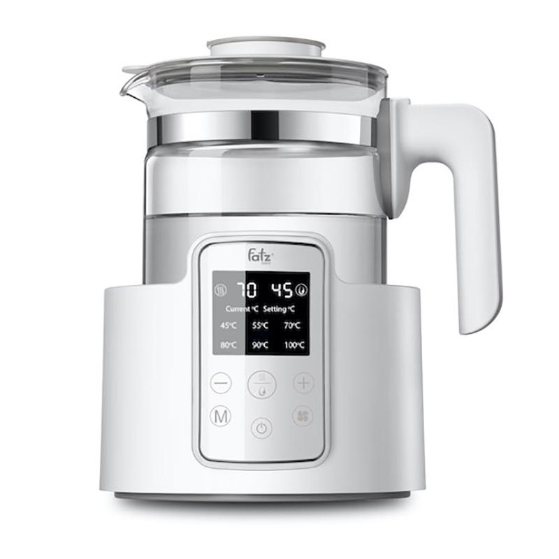 Máy đun và hâm nước pha sữa điện tử Fatzbaby - Quick 2 - FB3508CY