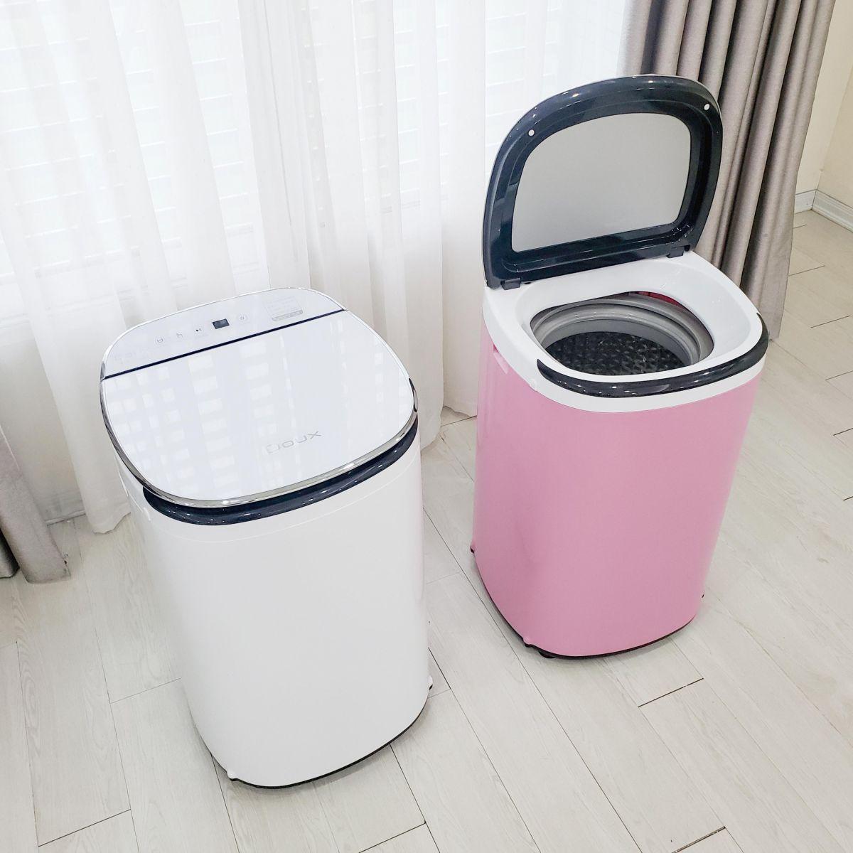Máy Giặt Mini Doux Lux Màu Trắng