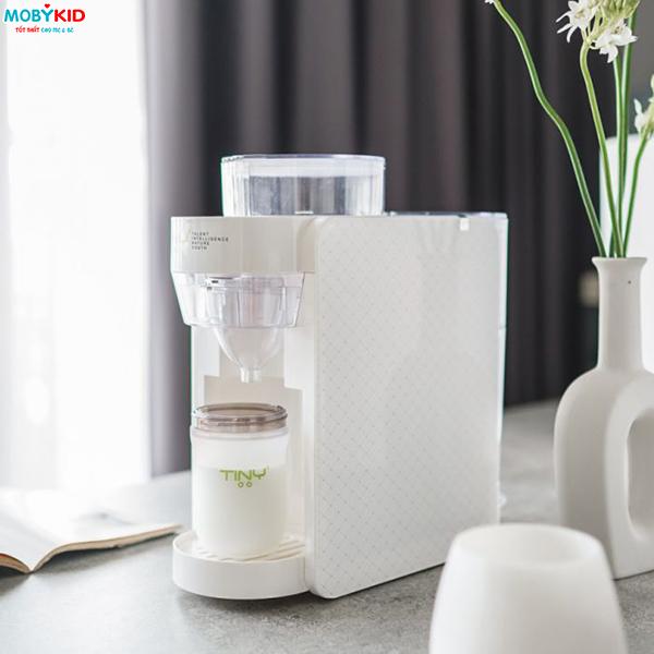 Mẹ bỉm sữa chia sẻ địa chỉ cửa hàng bán máy pha sữa Tiny Baby Formula Nhật Bản chính hãng và giá tốt nhất Việt Nam