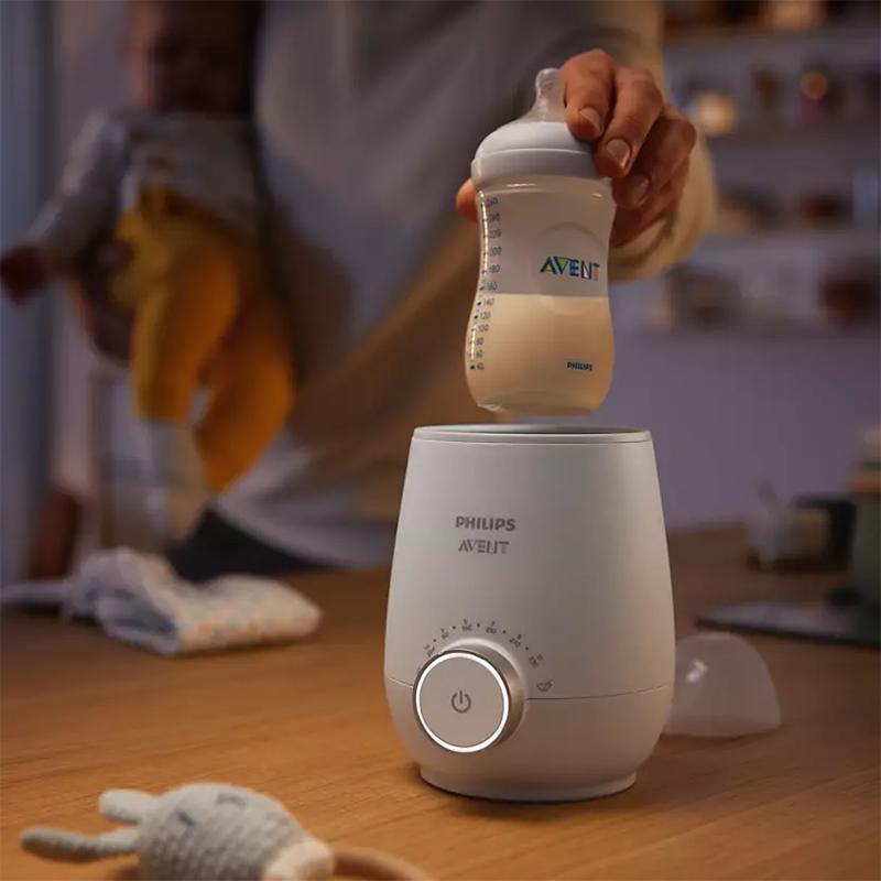 Máy hâm sữa nhanh Philips Avent SCF358/00