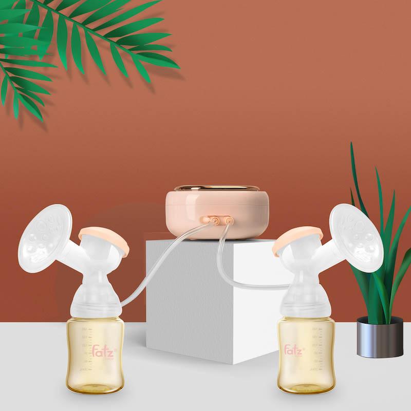 Máy hút sữa điện đôi Fatzbaby Resonance 3 Plus+ FB1161VN