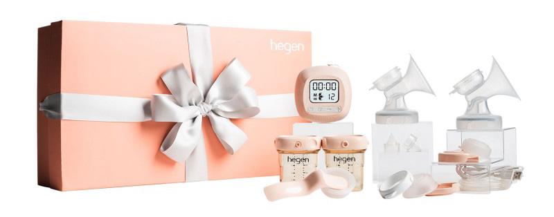 Máy hút sữa điện đôi Hegen PCTO™