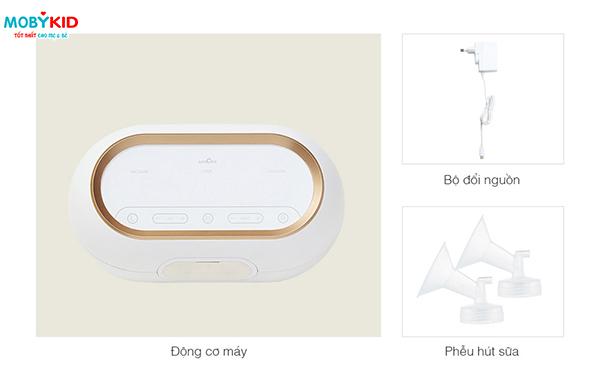 Máy hút sữa điện đôi kép Spectra Dual Compact có xịn xò như lời đồn?