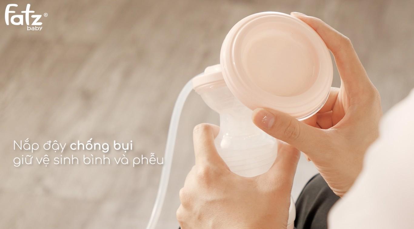 Máy hút sữa điện đơn Fatzbaby - Cadence 1 - FB1081MX