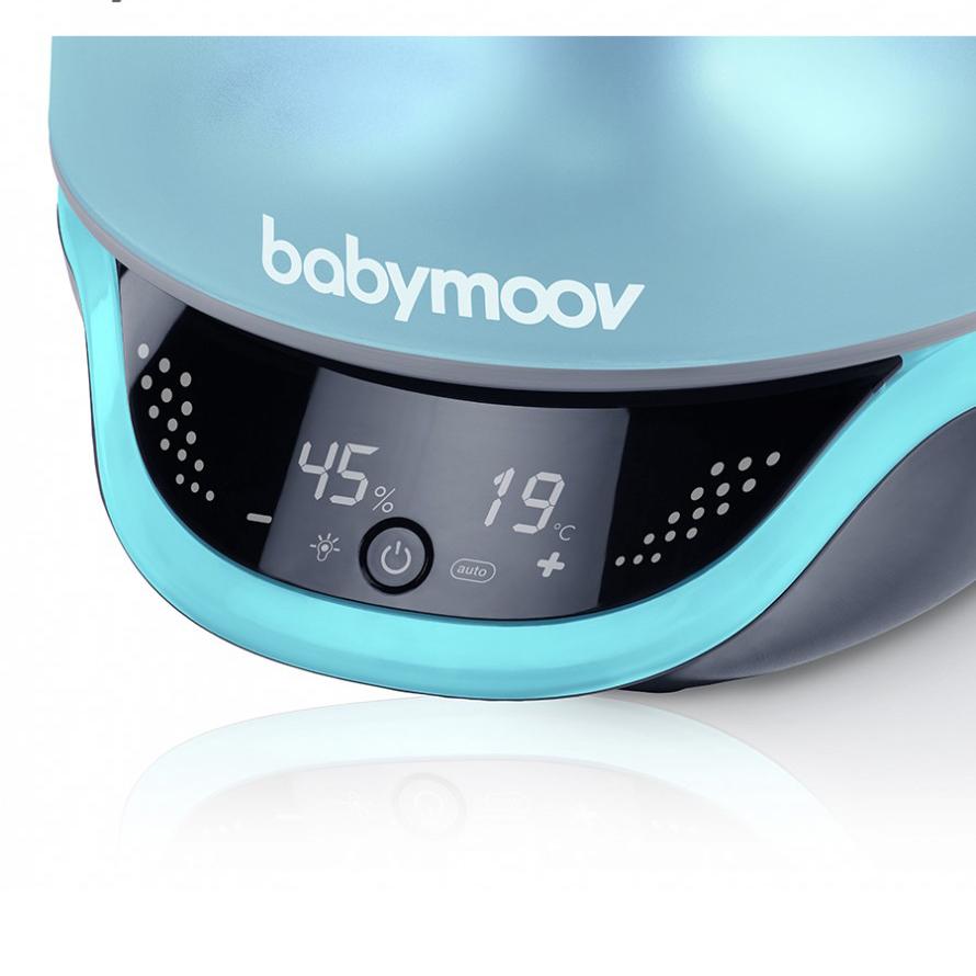 Máy tạo ẩm khuếch tán tinh dầu Babymoov BM14418