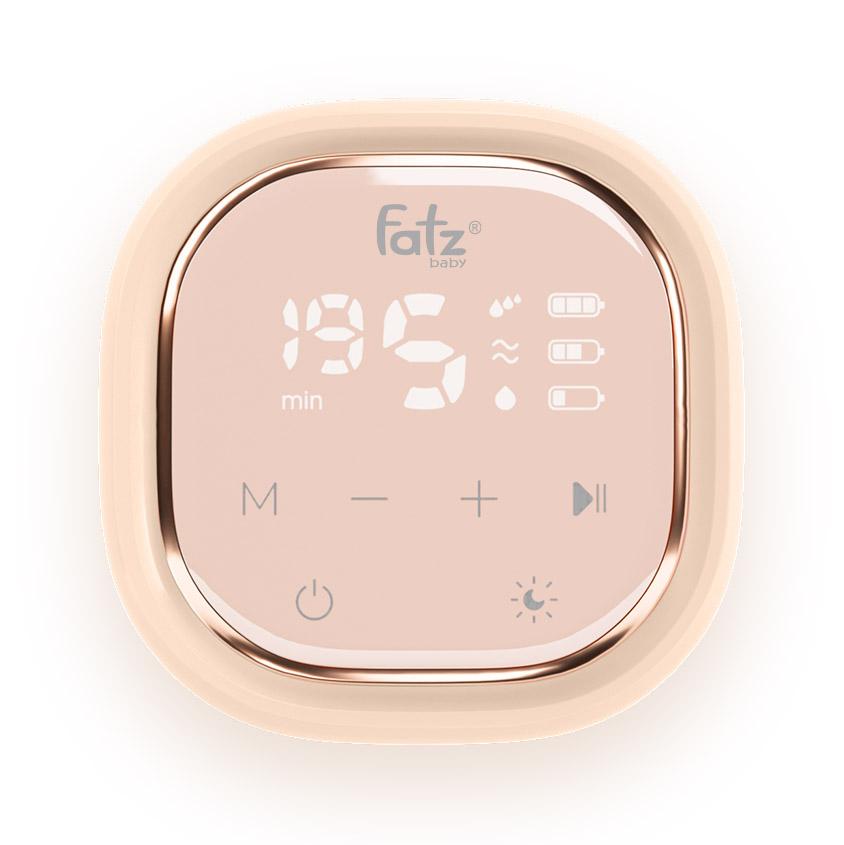 Máy hút sữa điện đôi Fatzbaby - Resonance 3 - FB1160VN