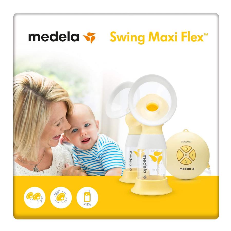 Máy hút sữa điện đôi Medela Swing Maxi Flex