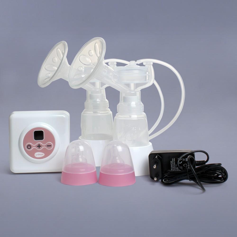 Máy hút sữa điện đôi Unimom Premium Allegro UM872002