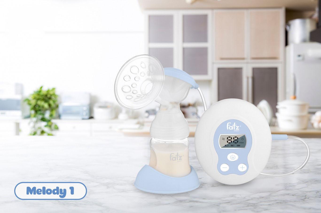 Máy hút sữa điện đơn Fatzbaby - Melody 1 - FB1015VN
