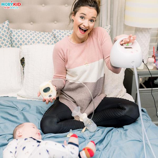 Máy hút sữa là gì? Mẹ bỉm sữa có nên dùng máy hút sữa hay không? Máy hút sữa nào tốt hiện nay?