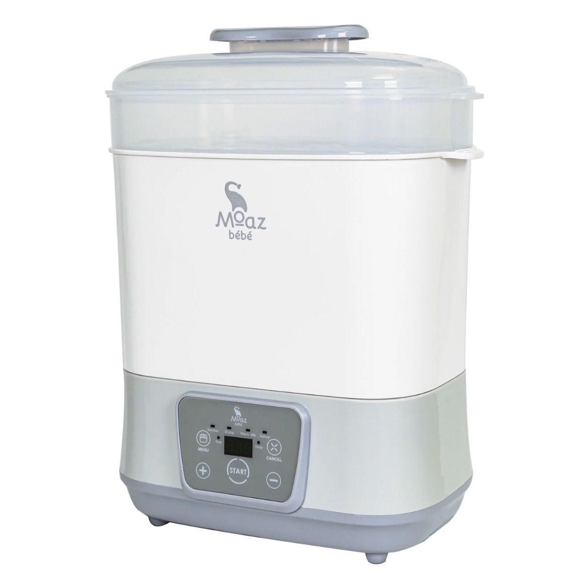 Máy tiệt trùng hơi nước sấy khô Moaz Bébé thông minh MB-011