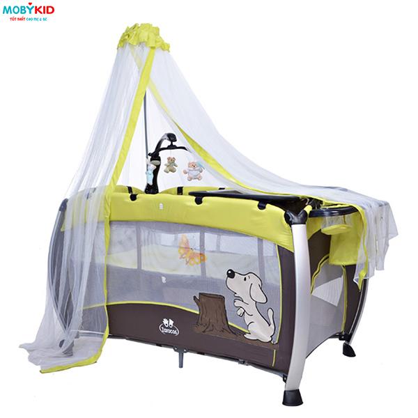 Mẹ có nên mua giường cũi cho bé không và nên mua loại nào tốt nhất hiện nay?