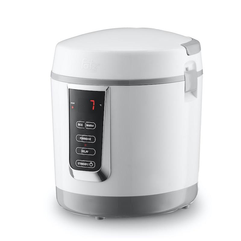 Nồi nấu đa năng có chức năng hâm sữa Fatzbaby Cook3 FB9308MH