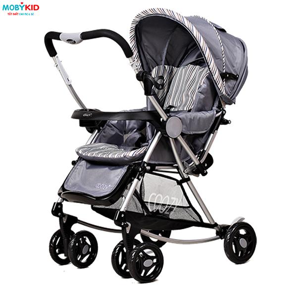 Nên mua xe đẩy em bé loại nào tốt giữa Combi, Aprica, Zaracos, Gluck hay Coozy?