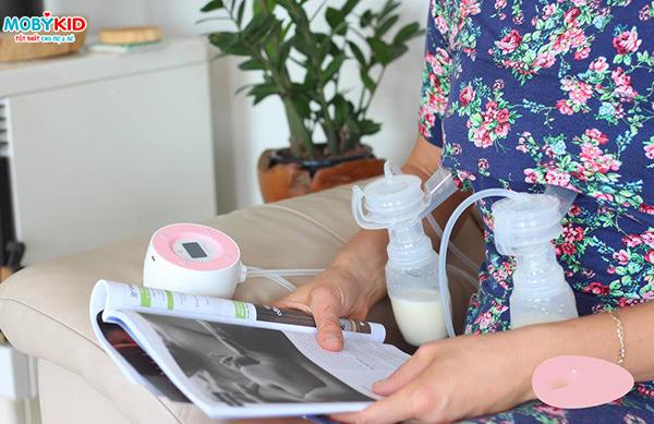 Những câu hỏi cần quan tâm khi mua máy hút sữa điện đôi