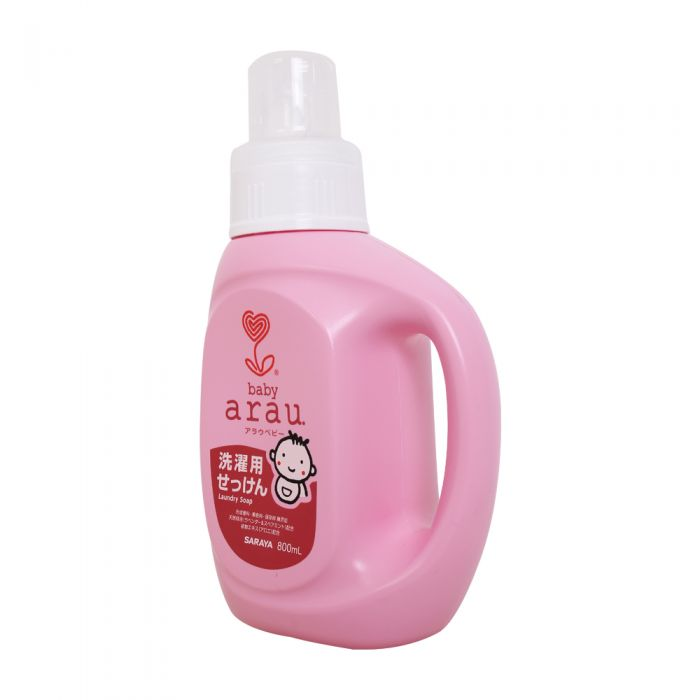 Nước giặt Arau Baby 800ml - dạng chai