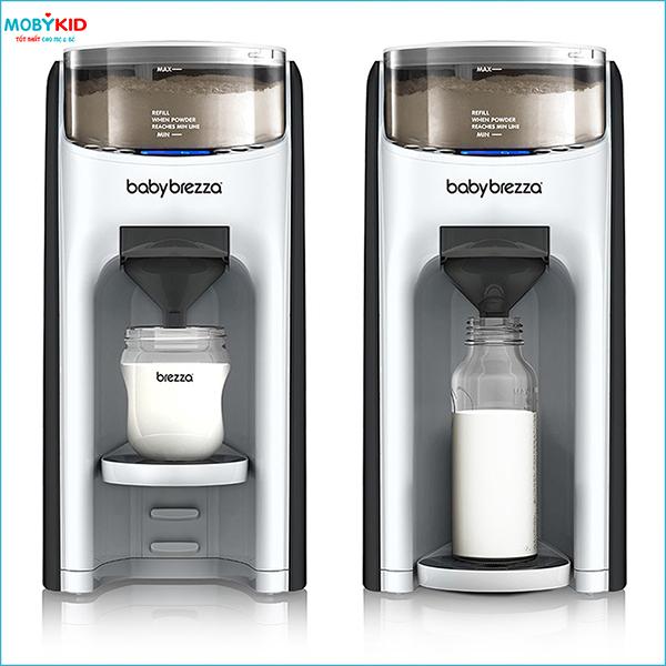Pha sữa giúp bé không táo bón - Máy pha sữa chất lượng 2021