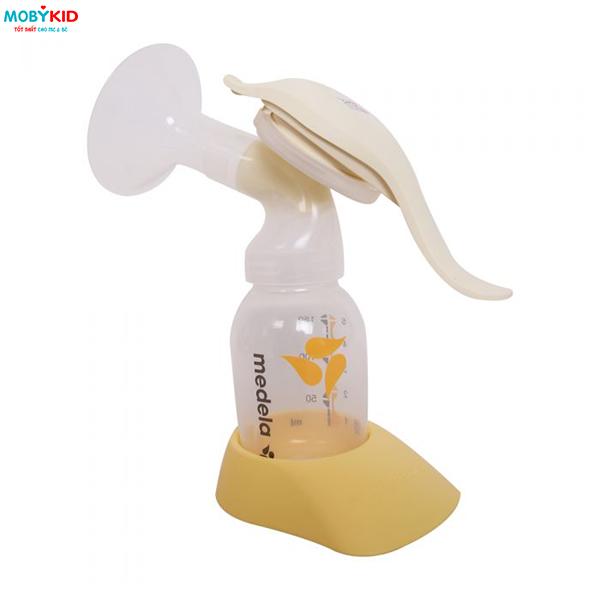 Review - Đánh giá máy hút sữa bằng tay Medela Harmony Lighty