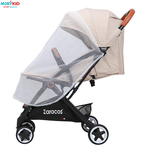 Review Xe đẩy em bé Zaracos có tốt không, mẹ nên chọn mua loại nào?