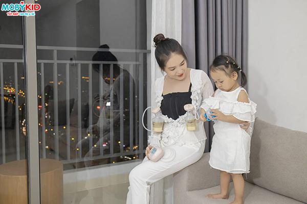 Review chi tiết chiếc máy hút sữa điện đôi Hegen PCTO™ cao cấp đến từ Singapore