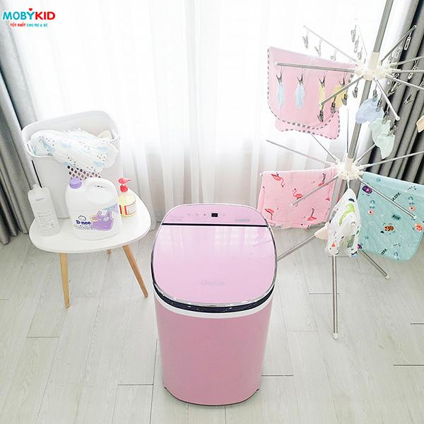 Tìm hiểu về máy giặt mini Doux - máy giặt cực hot thời gian gần đây