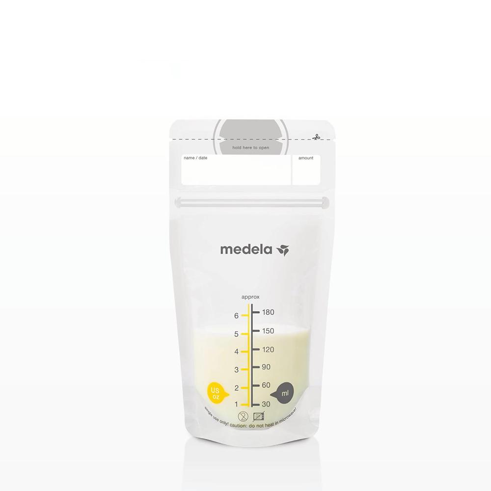 Túi trữ sữa Swiss 50pcs Medela (180ml )