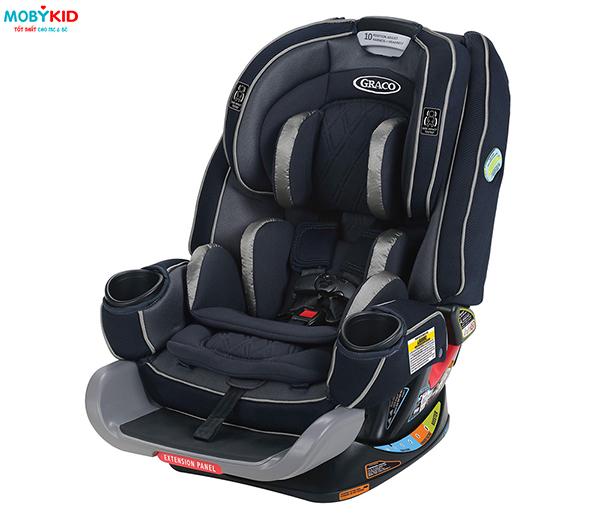 Tư vấn lựa chọn ghế ngồi ô tô cho bé phù hợp với từng độ tuổi mà mẹ nên biết ngay