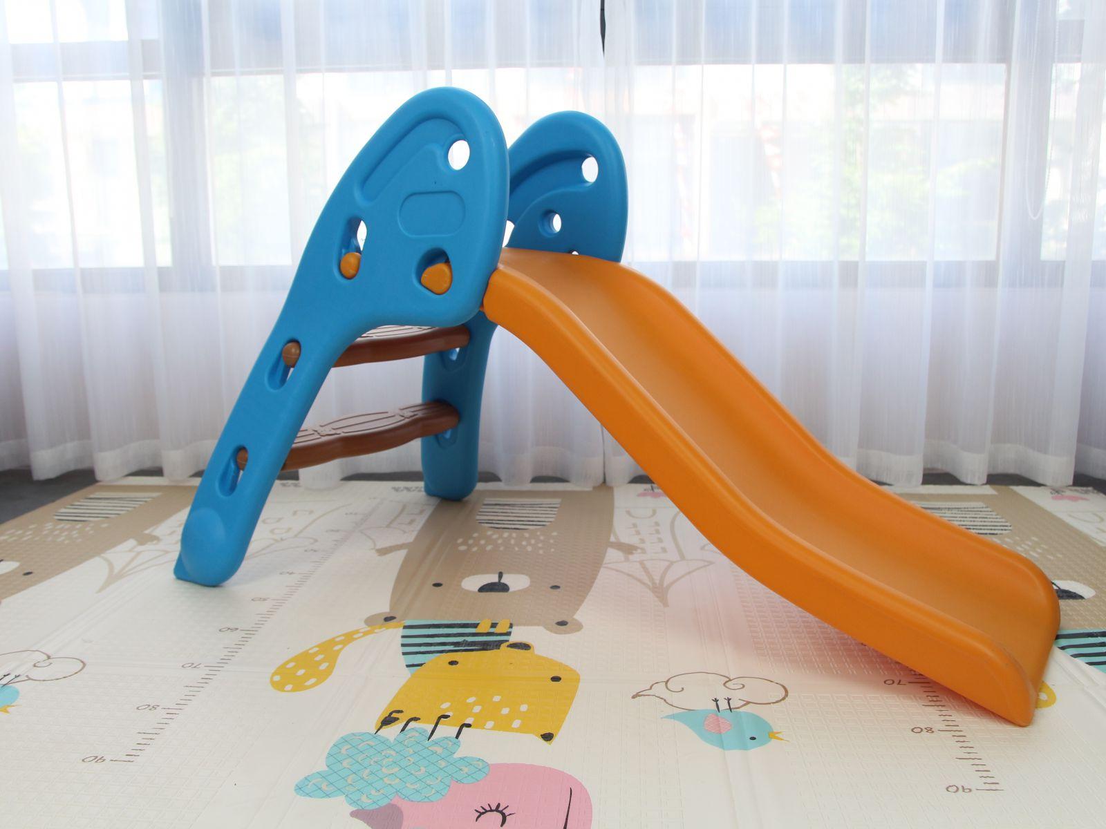 TH-052020-L-HT0363 - Cầu trượt gấp gọn cho bé Toyshouse