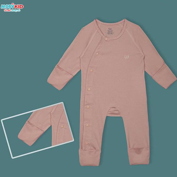 Thời trang cho bé sơ sinh: Top 4 áo liền quần bodysuit cho bé Hàn Quốc cực chất