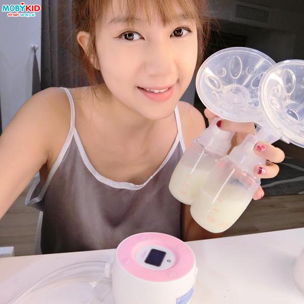 Thông báo thay đổi bình trữ sữa Unimom
