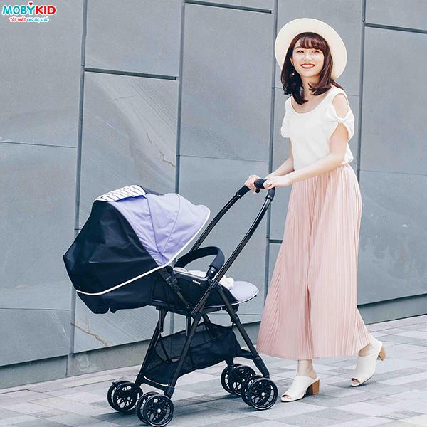 Top 2 thương hiệu xe đẩy em bé Nhật Bản uy tín và được nhiều ba mẹ tin tưởng nhất năm 2020