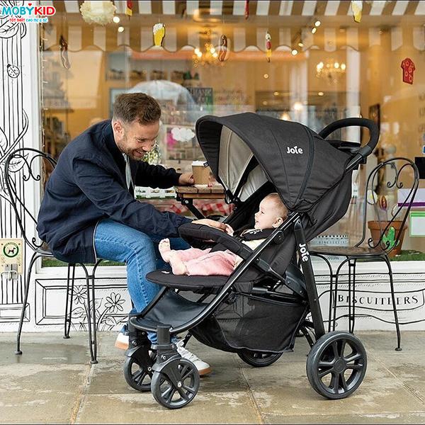 Top 3 dòng xe đẩy cho bé đồng hành cùng mẹ chăm sóc bé yêu tới 3 tuổi tốt 2020