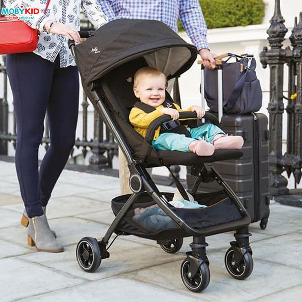 Top 5 Xe đẩy em bé đi du lịch tốt nhất cho Tết 2021