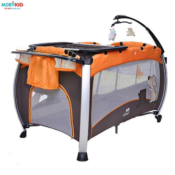 Top 5 loại giường cũi cho bé đa năng giúp bé ngủ ngon và sử dụng được lâu dài