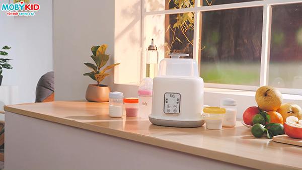 Top 5 máy hâm sữa đôi cho bé đáng mua nhất 2021 này